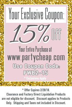 Party Cheap Coupon