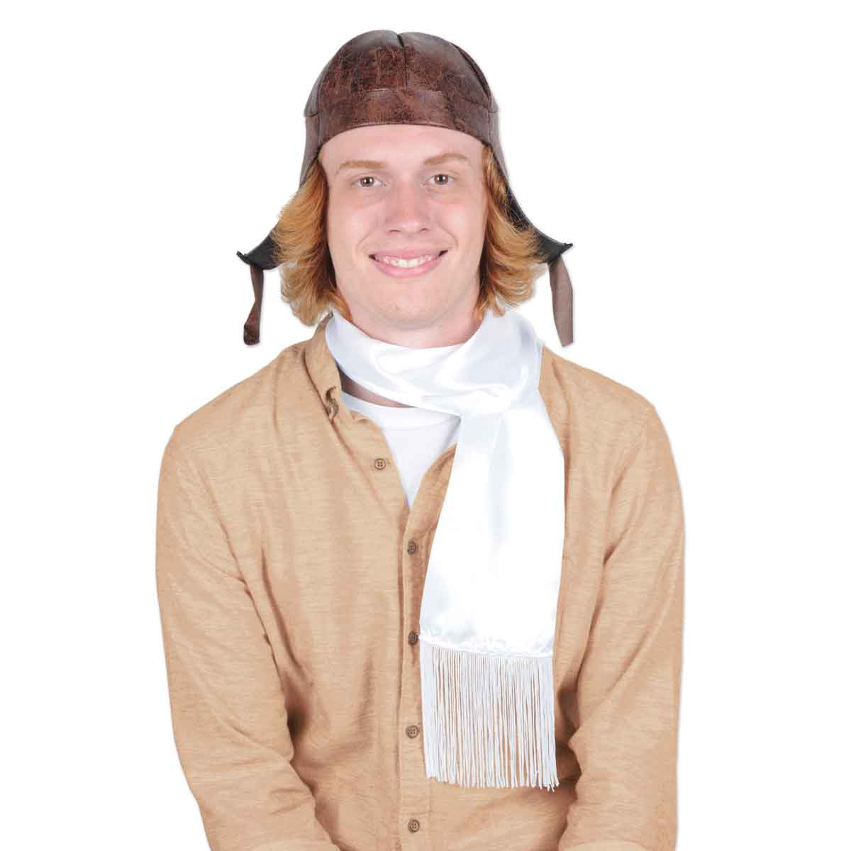 Aviator Hat & Scarf Set
