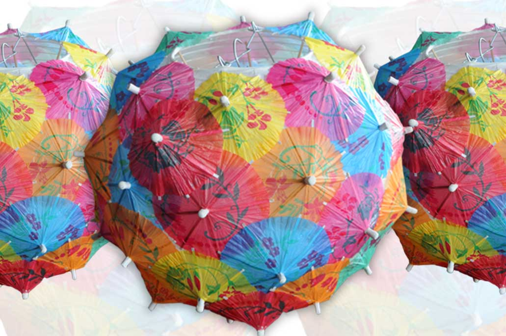 Umbrella Paper Lanterns