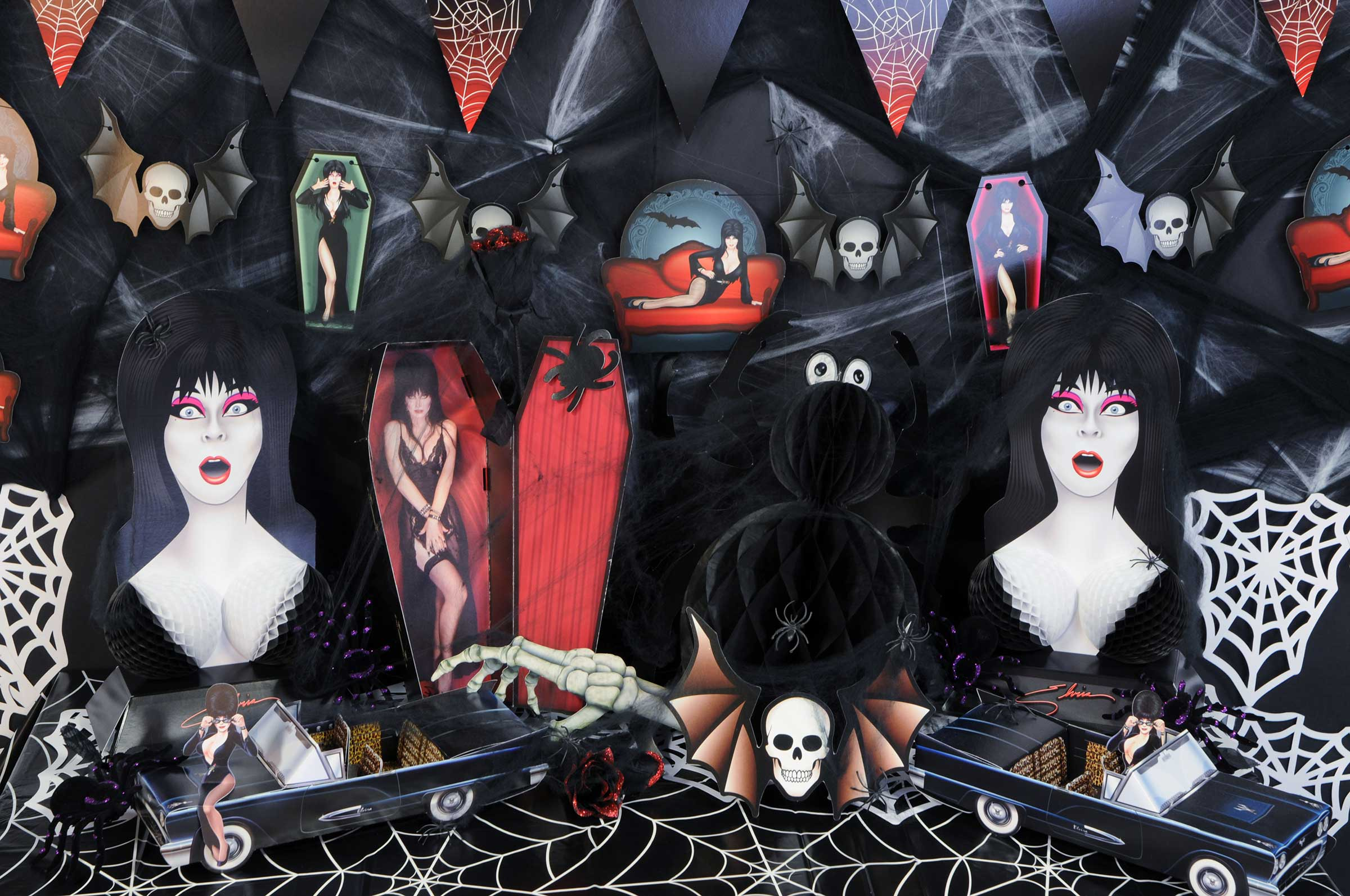 Elvira Items