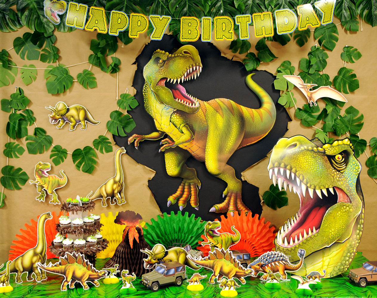 Dinosaur Birthday Party Ideas & Inspiration – Party with Beistle