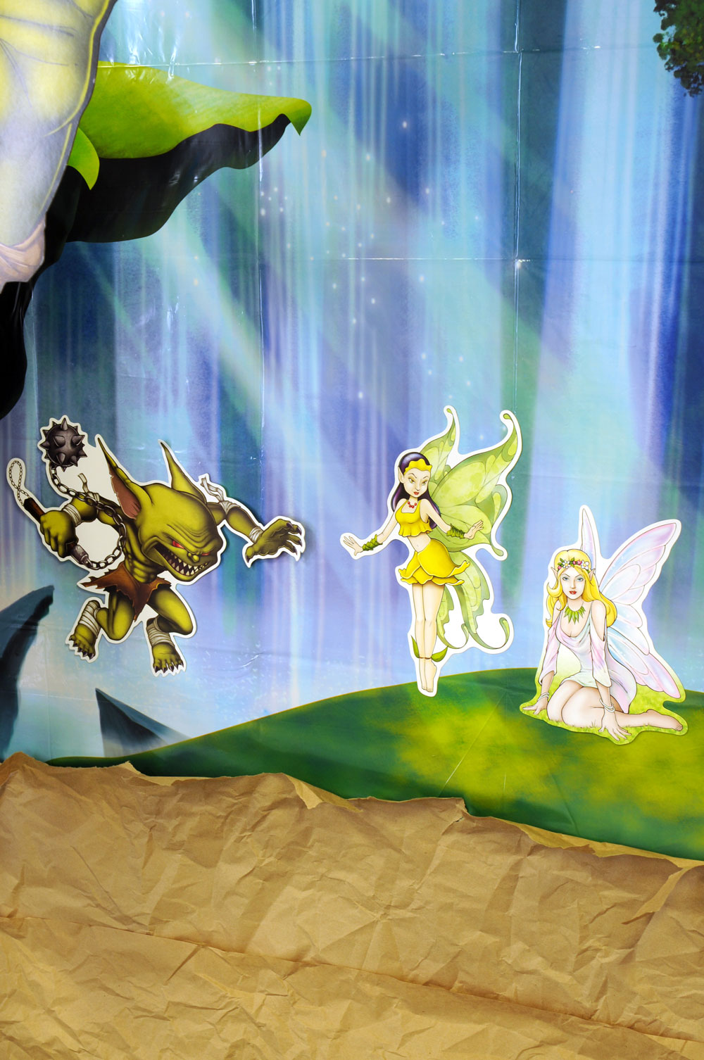 Fantasy Party Theme Goblin and Fairies