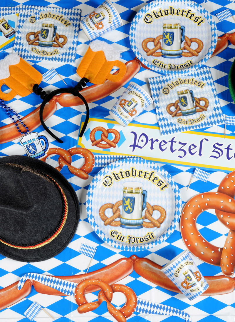 Oktoberfest Decorations and Wearables
