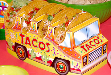 Taco Night Display Image