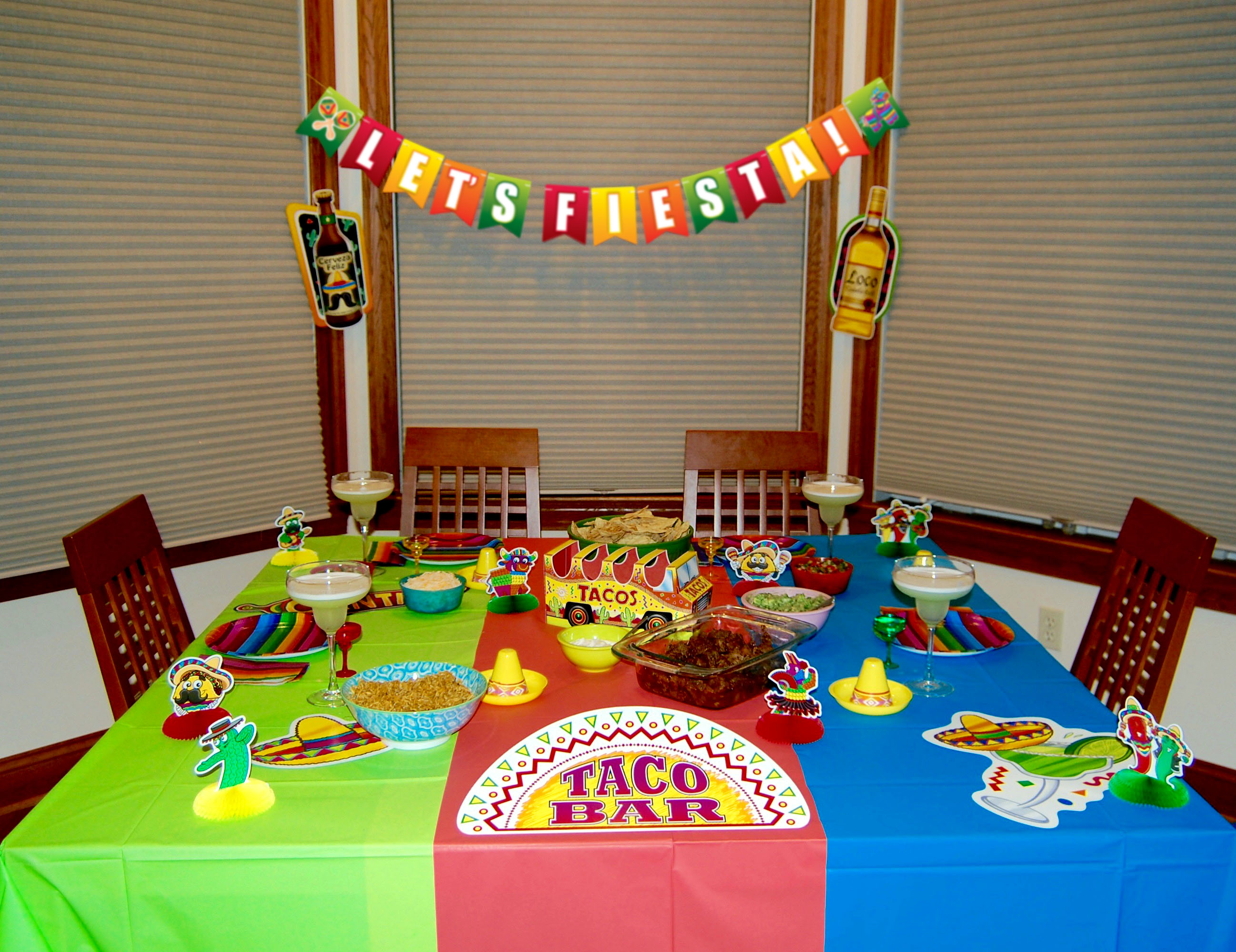 Taco Night Table